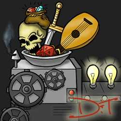 Dungeons & Taverns logo